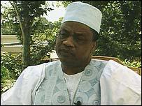 General Babangida