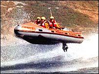 Horton lifeboat (Photo courtesy of the Lifeboat Enthusiasts Society)