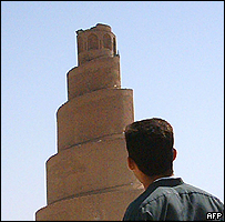 Malwiya tower in Samarra