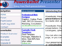 Power Bullet website