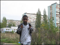 A Clichy resident