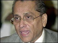 Former BCCI president Jagmohan Dalmiya