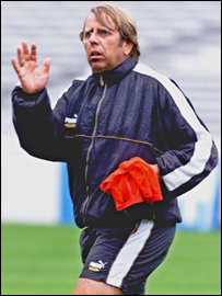 DR Congo coach Claude Leroy is French