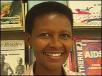 Alice Mogwe