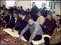 Нардаран: встреча старейшин