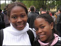 Girls in Aulnay-sous-Bois