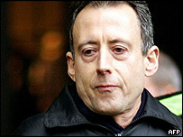 OutRage's Peter Tatchell