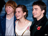 Harry Potter and the Goblet of Fire premiere