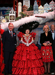 Beach Blanket Babylon