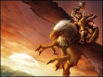 Artwork from World of Warcraft, Blizzard