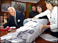Vote-counting
