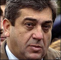 Former Serbian police general Sreten Lukic