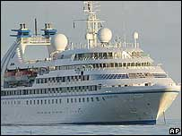 The Seabourne Sprint, which escaped an attack off the Somali coast on Saturday