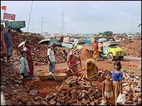 Dhaka brickfields