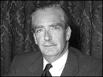 Anthony Eden became PM when Churchill stepped down
