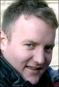 Flt Sgt Mark Gibson
