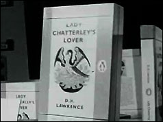 Lady Chatterley's Lover Penguin edition - 1960