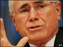John Howard - archive picture