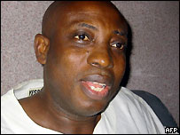 Massob leader Ralph Uwazurike