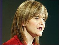 Nicola Sturgeon MSP