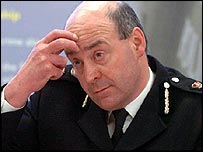 Chief Constable Steve Green