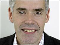 BBC head of television news Peter Horrocks
