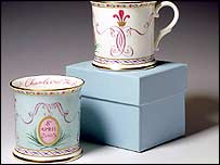 Royal Collection mugs
