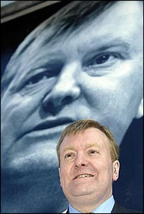 Charles Kennedy launches his campaign