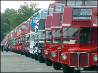 Buses Routemaster