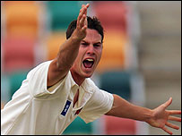 Shaun Tait is coming off a tremendous season for South Australia