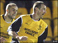 Paul Dalglish scored the winner in extra time