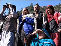 Kashmiris at Gadhi Dopatta