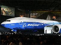 Boeing 777-200LR Worldliner (AP)