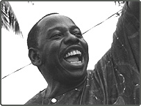 The late Ken Saro-Wiwa - Image: Remember Saro-Wiwa  (www.remembersarowiwa.com)