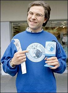 David Walliams as Alan