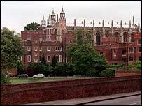 view of Eton College
