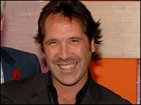 David Seaman's new hair cut