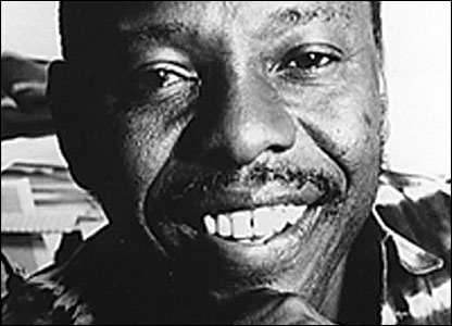 The late Ken Saro-Wiwa  [Image: Remember Saro-Wiwa www.remembersarowiwa.com]