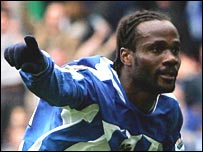 Wigan's Pascal Chimbonda
