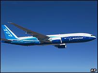 Boeing 777-200LR Worldliner