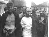 Lancastria survivors