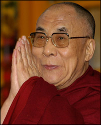The Dalai Lama, Getty Images