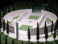 Image of the planned design