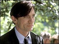 Daniel Craig as Ted Hughes in Sylvia