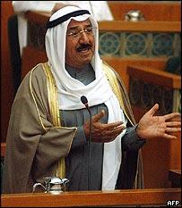 Sheikh Sabah al-Ahmed