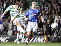 Celtic/Rangers match
