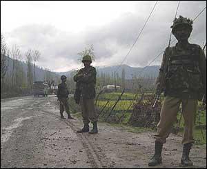 Indian-administered Kashmir