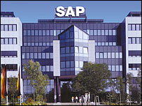 SAP HQ in Walldorf, Germany