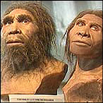 Dmanisi hominid reconstruction