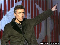 Celebrity Big Brother 3 winner Bez